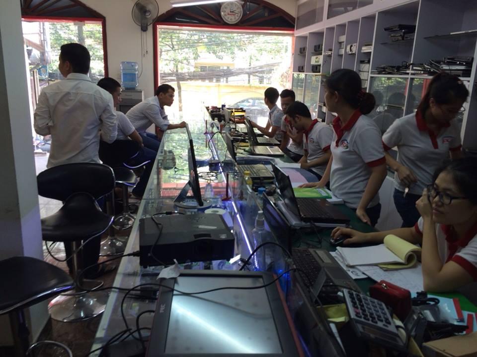 Sửa máy đếm tiền tại nhà Hàng Gai, Hàng Giấy, Hàng Giầy, Hàng Hòm
