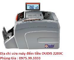 Địa chỉ sửa máy đếm tiền OUDIS 2200C giá rẻ uy tín