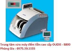 Trung tâm sửa máy đếm tiền cao cấp OUDIS - 8800 giá rẻ hà nội
