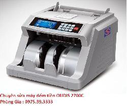 Chuyên sửa máy đếm tiền OUDIS 2700C giá rẻ hà nội