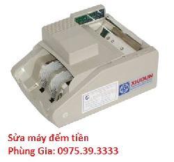 Công ty sửa máy đếm tiền XIUDUN XD - 2000J chuyên nghiệp